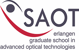 Logo SAOT - erlangen graduate school in advanced optical technologies